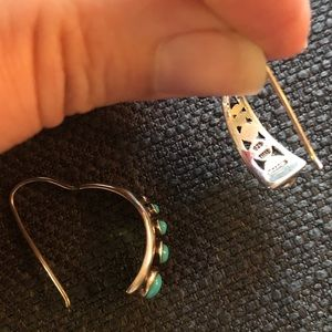 Barse Jewelry - Sterling silver and turquoise earrings